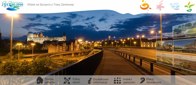 Wirtualny Szczecin